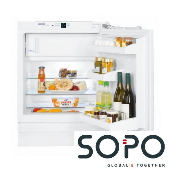 Liebherr UIK 1424 Eingebaut 114l A+++ Weiß Kühlschrank mit Gefrierfach