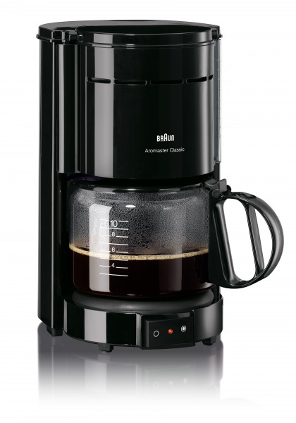 Braun Kaffeemaschine, KF47-1B, schwarz