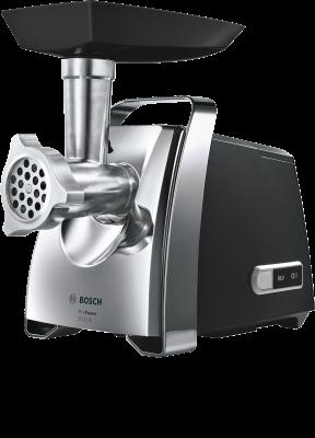 Bosch MFW67440 700W Schwarz, Edelstahl Fleischwolf