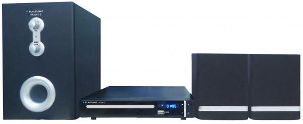 Blaupunkt Home Cinemasystem, HCDVD2,