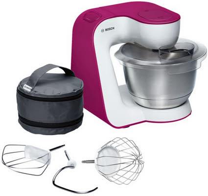 Bosch MUM5 StartLine 900W 3.9l Weiß Küchenmaschine