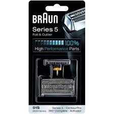 Braun 51S - Combi-Pack Serie 8000 Activator