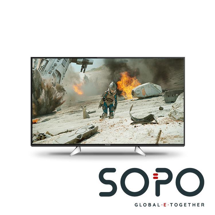 Panasonic TX 55EXW604 55Zoll 4K Ultra HD Smart TV Schwarz A