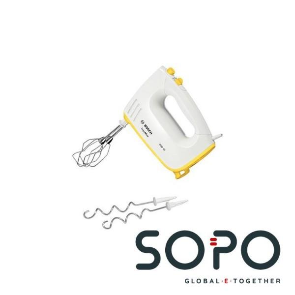 Bosch Handmixer, MFQ36300Y StartLine, intensive Yellow, 400W