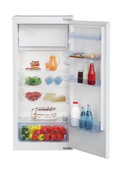 Beko BSSA 200M2S Einbau-Kühlschrank mit 4**** Gefrierfach, Bruttonutzinhalt 215 L, 122 cm Nische, E