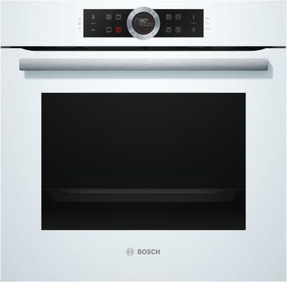Bosch Serie 8 HBG635BW1 Elektrischer Ofen 71l A+ Weiß Backofen