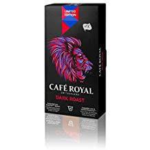 Cafe Royal Dark Roast, Nespresso kompartibel