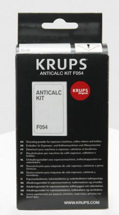 Krups Entkalkungsset, F054,