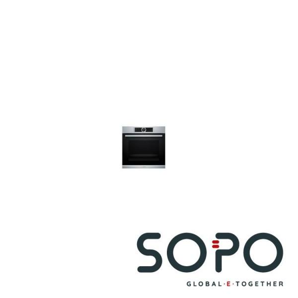 Bosch Serie 8 Hbg6725s2 Elektrischer Ofen 71l 3650w A Schwarz