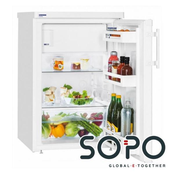 Liebherr TP 1424 Comfort Freistehend 122l A++ Weiß Kühlschrank mit Gefrierfach